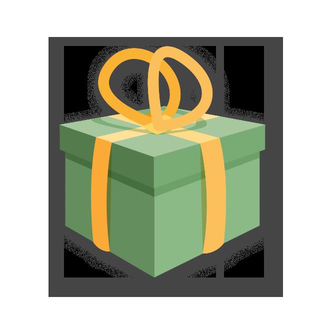 carte cadeau «be happy» spéciale Fête des Mères